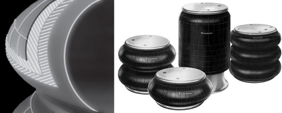 Firestone OEM and replacement air springs