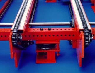 AirS scissor lift and tilt table