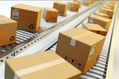Manufacturing and materials handling applications
